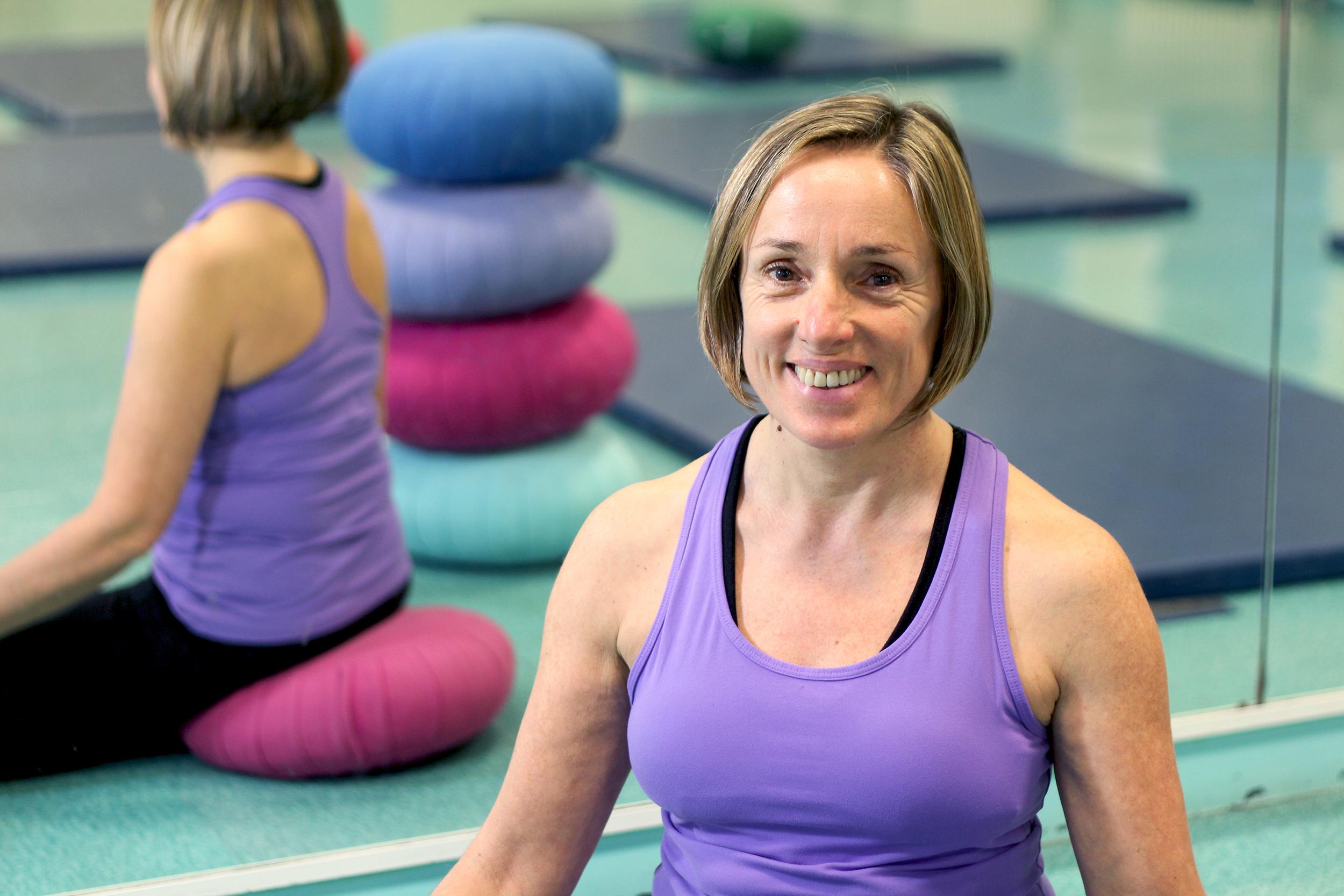 enseignante de yoga Charente maritime
